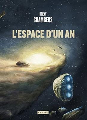 vignette de 'L'espace d'un an (Becky Chambers)'