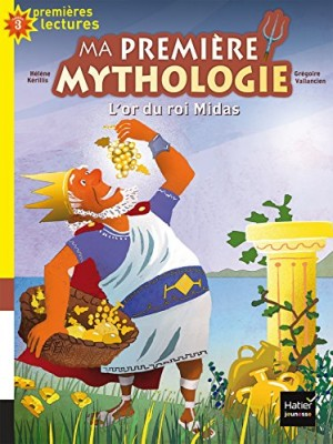 "Afficher ""Ma première mythologie n° 1L'or du roi Midas"""