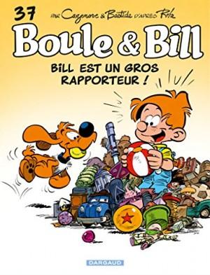 """Afficher """"Boule & Bill n° 37 Bill est un gros rapporteur !"""""""