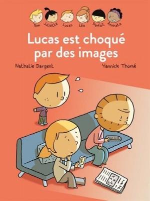 """Afficher """"Les inséparables Lucas est choqué par les images"""""""
