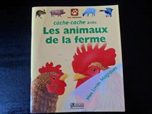 """Afficher """"Cache-cache avec les animaux de la ferme"""""""