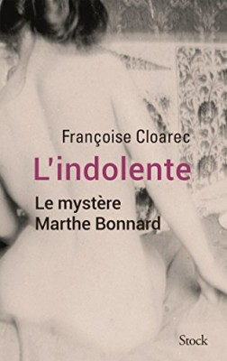 vignette de 'L'indolente (Françoise Cloarec)'
