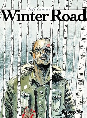 "Afficher ""Winter road"""