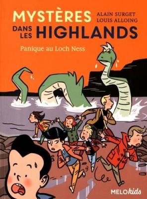 """Afficher """"Mystères dans les Highlands - série complète n° 3 Panique au Loch Ness"""""""