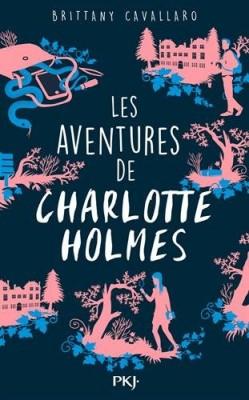 vignette de 'Les aventures de Charlotte Holmes (Brittany Cavallaro)'