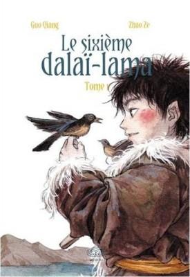 vignette de 'Le sixième dalaï-lama (Qiang Guo)'