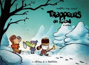 """Afficher """"Trappeurs de rien n° 1 Caribou"""""""
