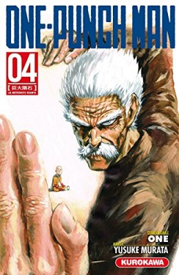 "Afficher ""One-punch man n° 4"""