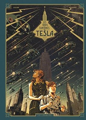 vignette de 'Les trois fantômes de Tesla - série en cours n° 1<br /> Le mystère chtokavien (Guilhem)'