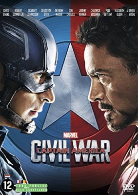 "Afficher ""Captain America - Civil War"""