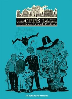 """Afficher """"Cité 14 n° Saison 2"""""""