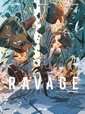 vignette de 'Ravage n° 1 (Jean-David MORVAN)'