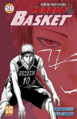 """Afficher """"Kuroko's basket n° 28Résigné"""""""