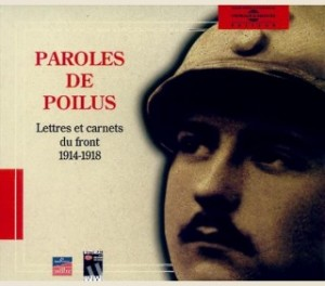 "Afficher ""Paroles de Poilus"""