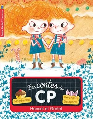 """Afficher """"contes du CP (Les) n° 11 Hansel et Gretel"""""""
