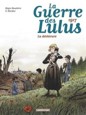 """Afficher """"La guerre des Lulus n° 04 1917, La déchirure"""""""