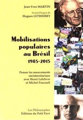 vignette de 'Mobilisations populaires au Brésil (Jean-Yves Martin)'