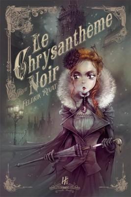 vignette de 'Le Chrysanthème noir (Rivat, Feldrik)'