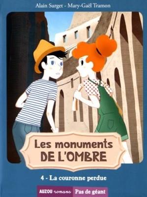 """Afficher """"Les Monuments de l'ombre n° 4 La Couronne perdue"""""""