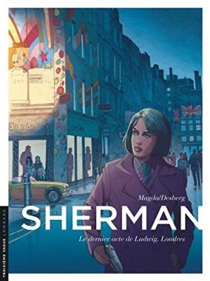 """Afficher """"Sherman n° 7Le dernier acte de Ludwig, Londres"""""""