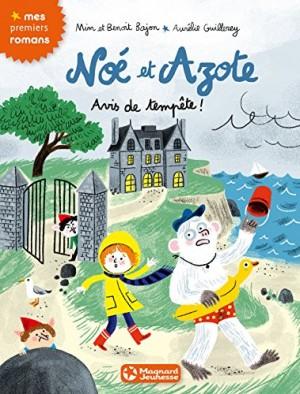 """Afficher """"Noé et Azote n° 8 Avis de tempête"""""""