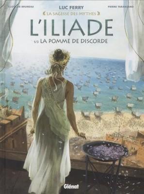 """Afficher """"L'Iliade n° 1<br /> La pomme de discorde"""""""