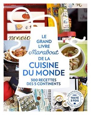 """Afficher """"Le grand livre Marabout de la cuisine du monde"""""""