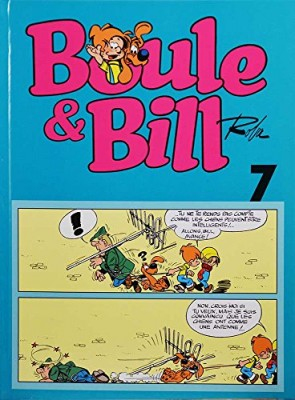 "Afficher ""Boule et Bill n° 7"""