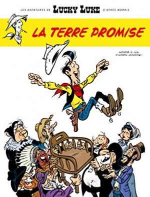 """Afficher """"Les aventures de Lucky Luke d'après Morris n° 7 La terre promise"""""""