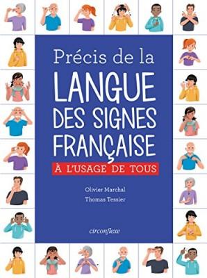 """Afficher """"Précis de la langue des signes française à l'usage de tous"""""""