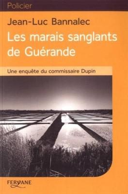 vignette de 'Les marais sanglants de Guérande (Jean-Luc Bannalec)'