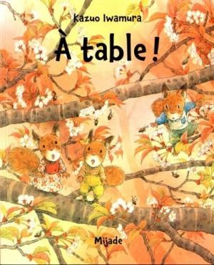 """Afficher """"À table !"""""""
