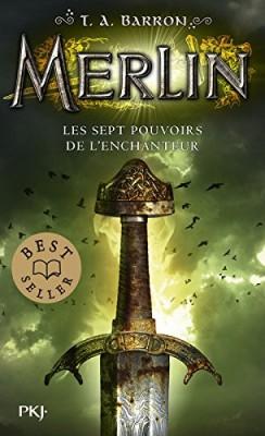"""Afficher """"Merlin n° 2 Sept pouvoirs de l'enchanteur (Les)"""""""