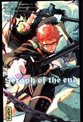 "Afficher ""Seraph of the end n° 7"""