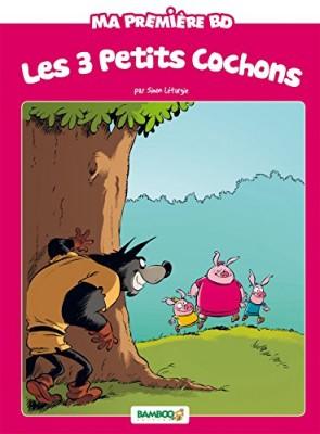 """Afficher """"Les 3 petits cochons"""""""