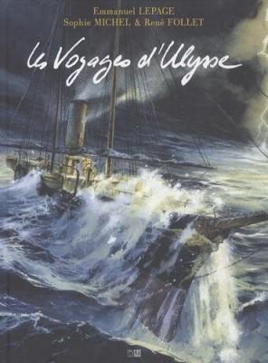 vignette de 'Les voyages d'Ulysse (Emmanuel Lepage)'