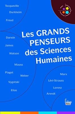 """Afficher """"Les grands penseurs des sciences humaines"""""""
