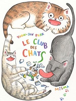 vignette de 'club des chats (Le) n° 1 (Yoon-sun Park)'