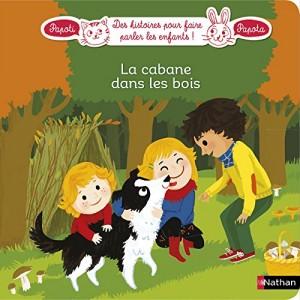 vignette de 'La cabane dans les bois (France Cottin)'