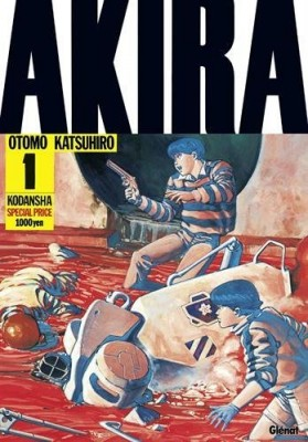 "Afficher ""Akira n° 1 Akira Tome 1"""