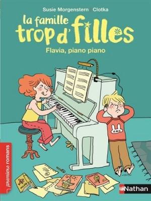 "Afficher ""La famille trop d'filles Flavia, piano, piano"""