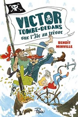 """Afficher """"Victor tombe-dedans n° 2Victor Tombe-Dedans sur """"L'île au trésor"""""""""""