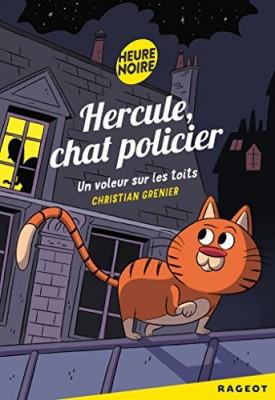 """Afficher """"Hercule, chat policier Un voleur sur les toits"""""""