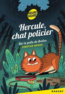"""Afficher """"Hercule, chat policierSur la piste de Brutus"""""""
