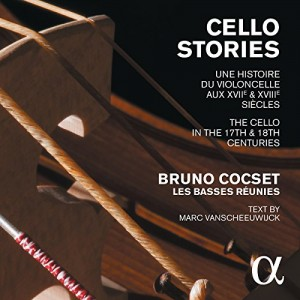 "Afficher ""Cello stories"""