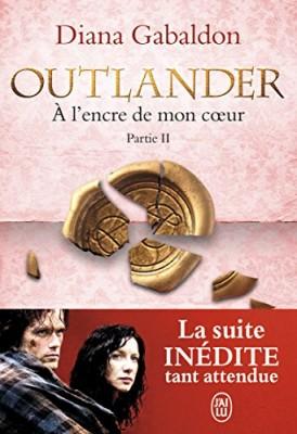 """Afficher """"Outlander n° 8, 2À l'encre de mon coeur"""""""