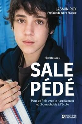 """Afficher """"Sale pédé"""""""