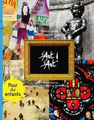 """Afficher """"D'art d'art : pour les enfants n° 2<br /> D'art d'art"""""""