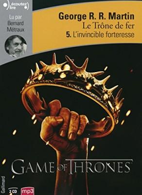 """Afficher """"Le trône de fer n° 5 L'invincible forteresse"""""""