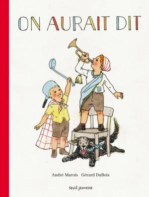 vignette de 'On aurait dit (André Marois)'